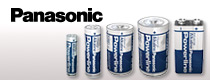 Panasonic Industrial Batteries